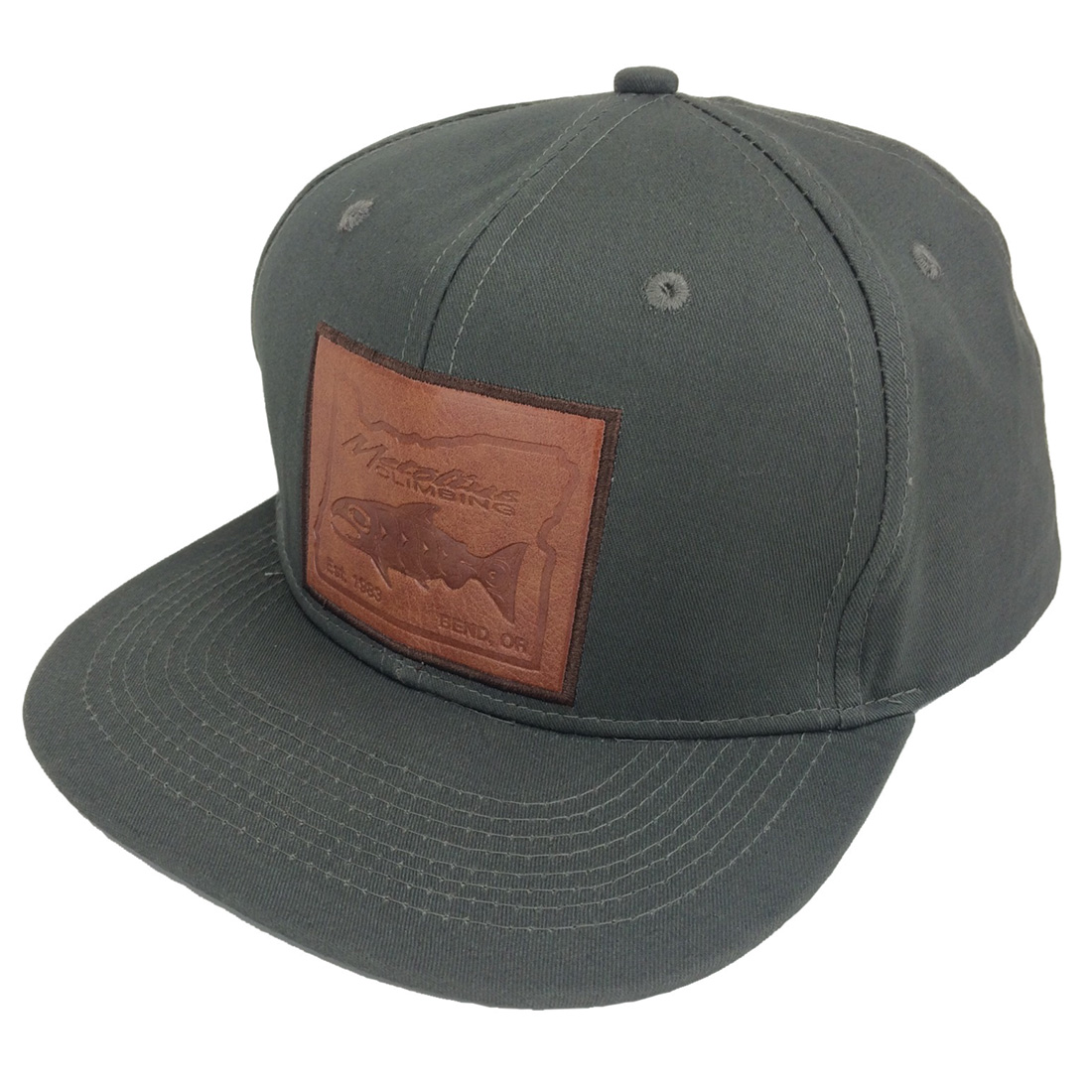 ddc76647d Leather Patch Hat - Metolius Climbing