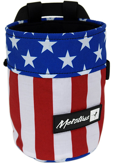 Uncle Sam Chalk Bag