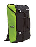 Green and Black Crag Station Climbing Pack