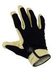 Tan and Black Climbing Glove