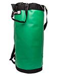 Green and Black Haul Bag