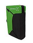 Green and Black Crash Pad