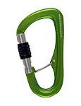 Green Locking Carabiner