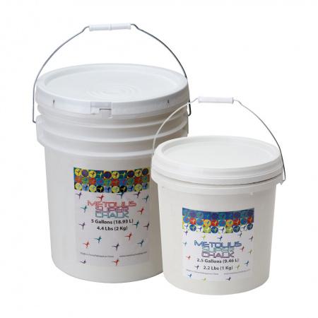 Photo of Chalk Buckets 2.5 & 5 gallon
