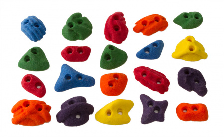 Photo of Screw-On Footholds 20pk