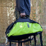 Photo of Duffle bag carry handles