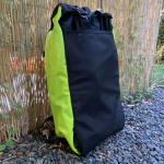 Photo of Shoulder straps and waist belt easily tuck away for travel bag