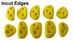Photo of Incut Edges