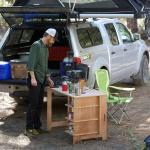 Photo of Camp kitchen