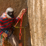 Photo of Ultimate Daisy Chain aid climbing